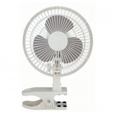 """WindDevil 6"""" Clip Fan 2Speed"""